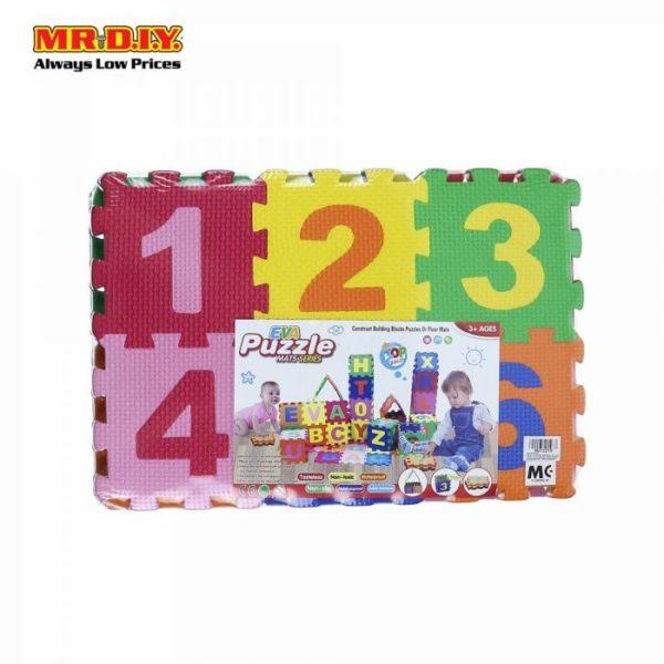 Constructbuilding blocks puzzles. Or floor mats