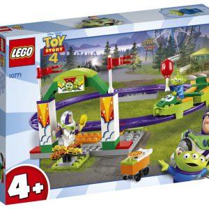 lego Toy Story 4 - Kermis achtbaan