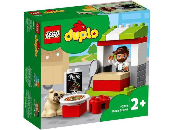 lego duploPizza-kraam