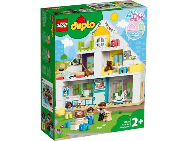 lego duplo Modulair speelhuis
