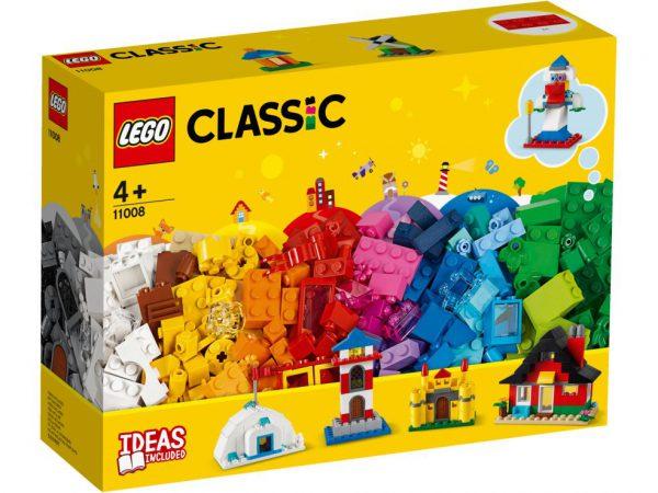 lego classic Stenen en huizen