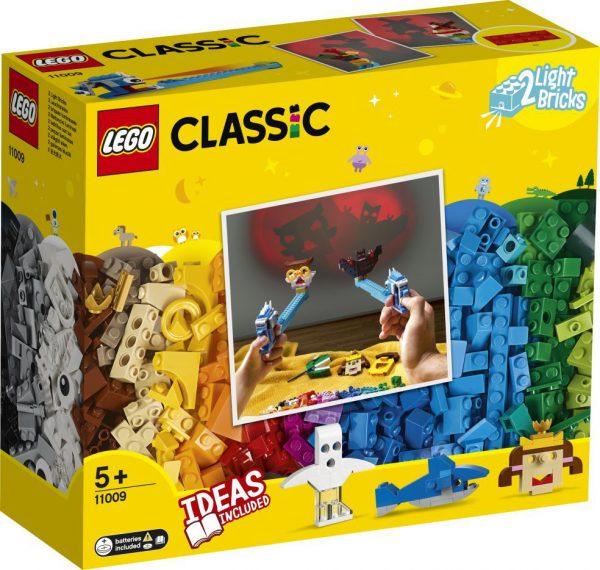 lego classic Stenen en lichten