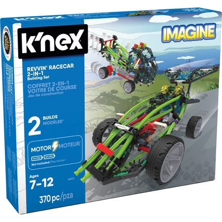 Imagine, Revvin' Racecar 2-IN-1 Building set