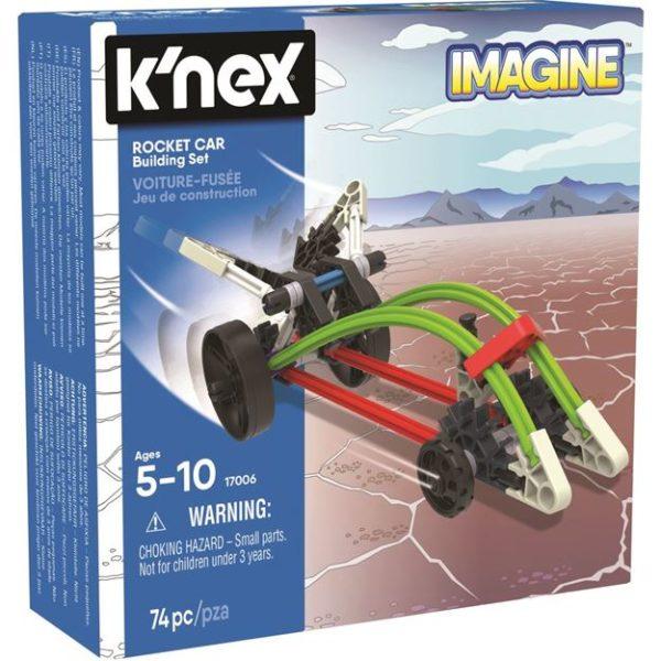 Imagine, Rocket Car Building set