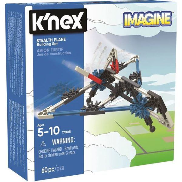 Imagine, Stealth Plane Building set