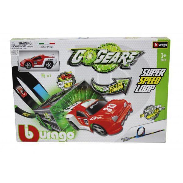 GoGears Race autotjes