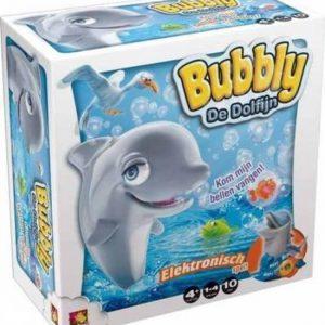 spel bubby de dolfijn asmodee