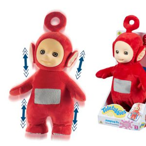 teletubbies peluche jumping po