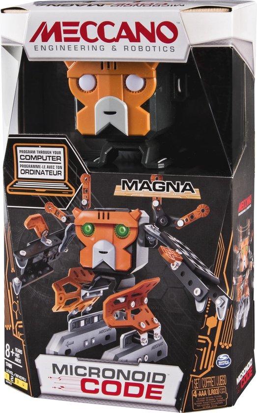 Micronoid Code, Magna Programmeer via uw computer