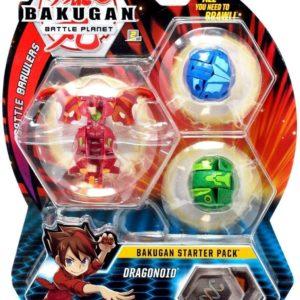 Bakugan 3 pack  Dragonoid
