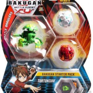 Bakugan 3 pack Tortonium