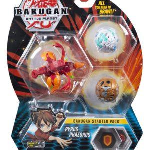 Bakugan 3 pack Pyrus Tortonium