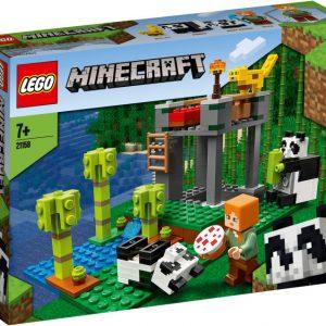 lego Minecraft: Het pandaverblijf