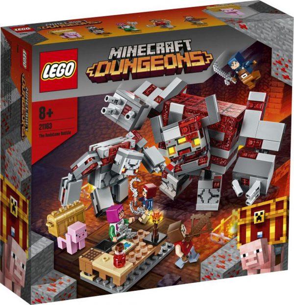 lego Minecraft: Slag om Redstone