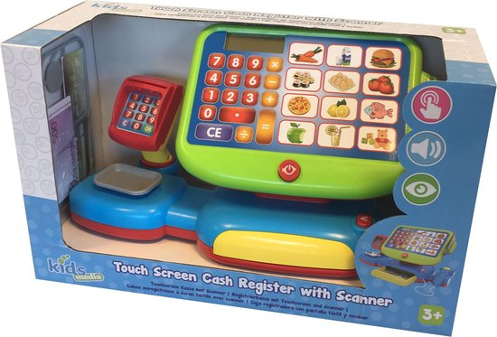 Touchscreen Kassa met Scanner