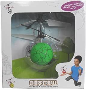 boys chopperball (groen)