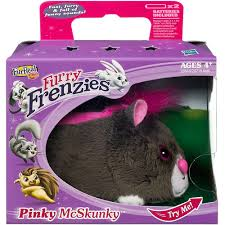 FurReal Friends Furry Frenzies Pinky McSkunky