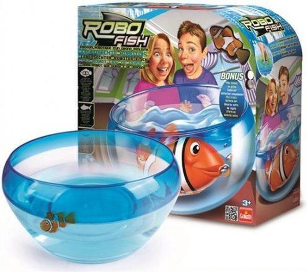 spel robo fish goliath