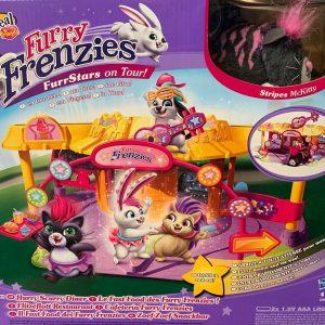 girls furry frenzies box