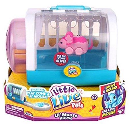 Little Live Pets Lil' Mouse House