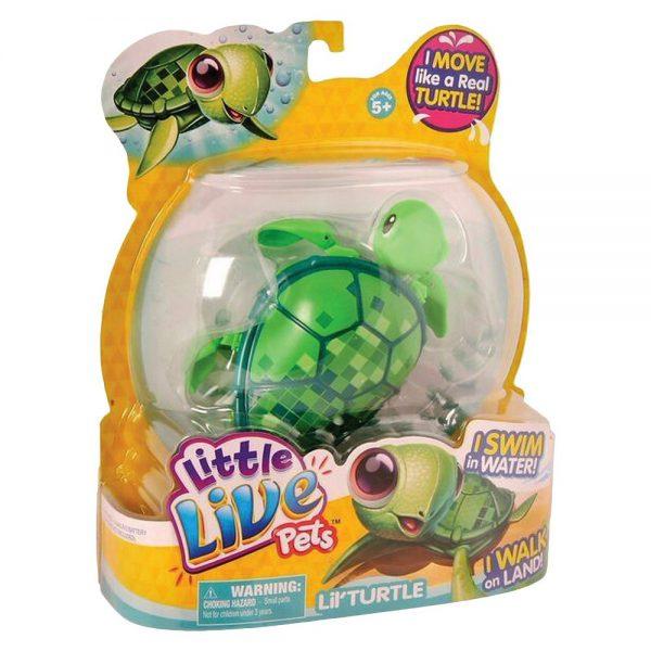 Little Live Pets Kleine Schildpad