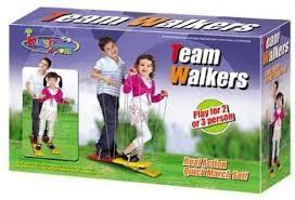 team walkers