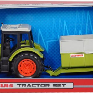 tractor set dickie