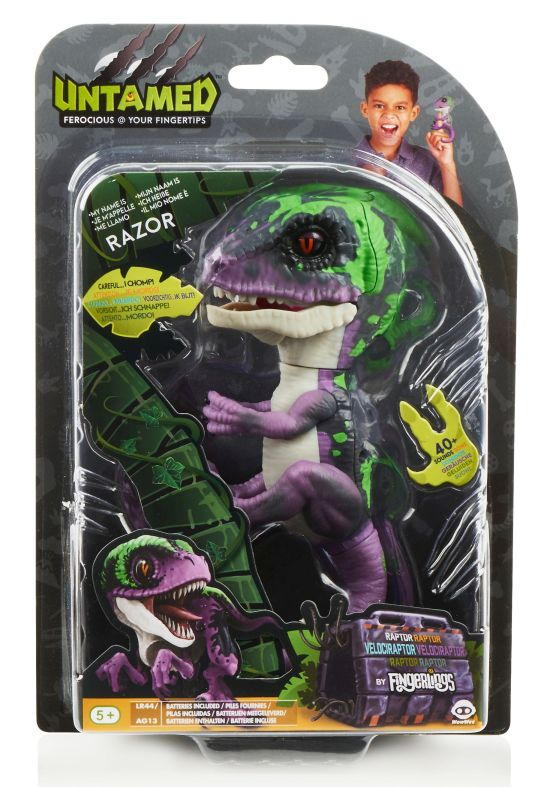boys dino velociraptor