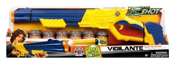 x shot vigilante geweer