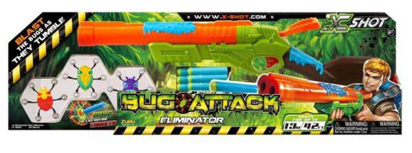 x shot eliminator geweer
