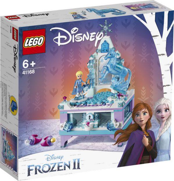 lego Frozen 2 - Elsa's sieradendooscreatie
