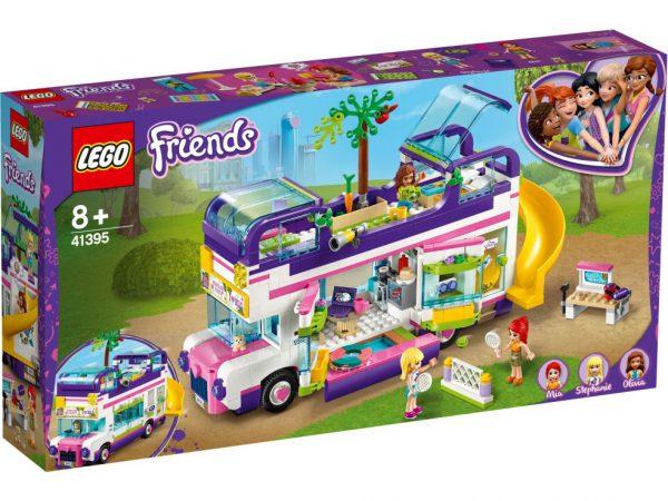 lego friends Vriendschapsbus
