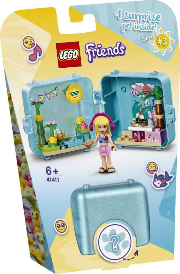lego friends Stephanie's zomerspeelkubus