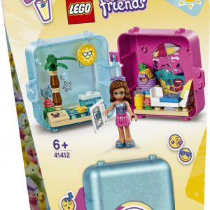 lego friends Olivia's zomerspeelkubus