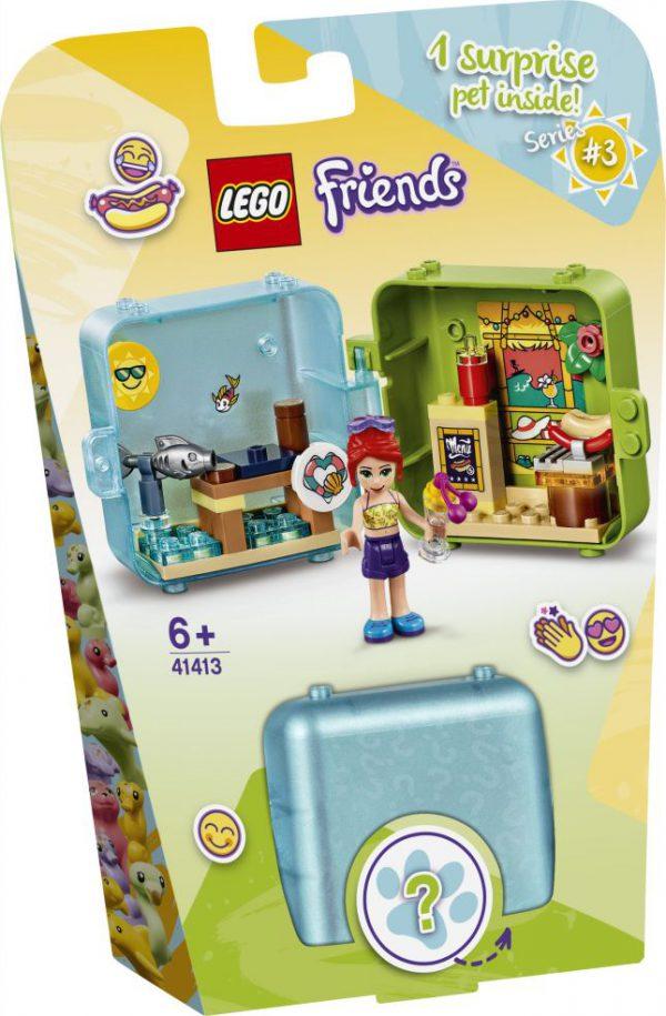 lego friends Mia's zomerspeelkubus