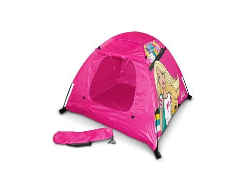 Barbie tent