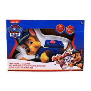 PAW PATROL WALL LIGHT 3D