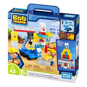 Bob the builder Garage fix-up