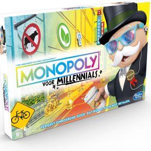 spel monopoly millennials