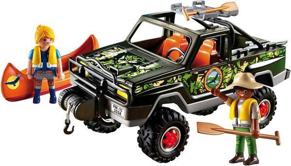 playmobil wild life jeep