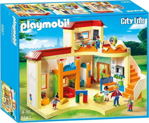 playmobil school