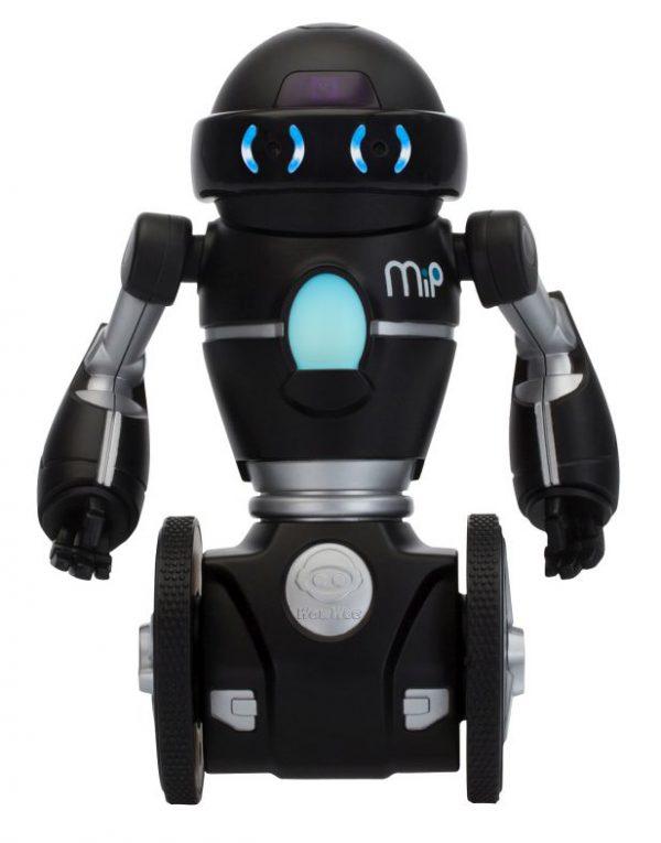 Mip robot zwart - gebruik handgebaren om de Mip te besturen