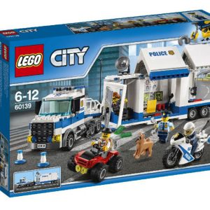 lego city Mobiele commandocentrale