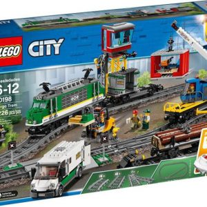 lego city Vrachttrein