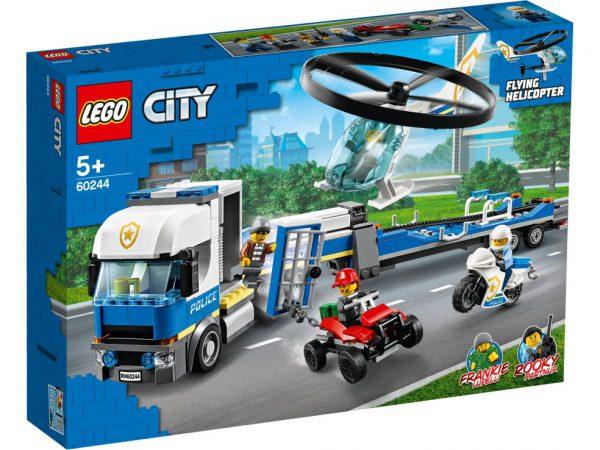 lego city Helikoptertransport