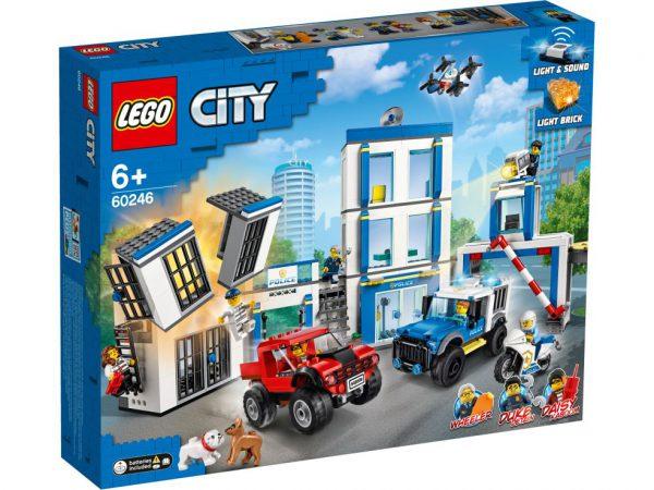 lego city Politiebureau