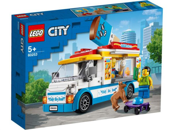 lego city IJswagen