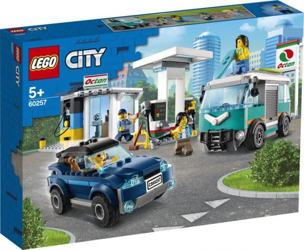 lego city Benzinestation