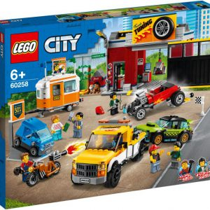 lego city Tuningworkshop