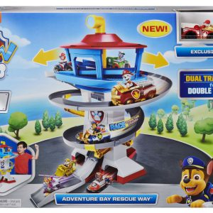 paw patrol adventure bay rescue